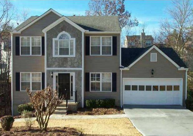 Preston Oaks Johns Creek Home