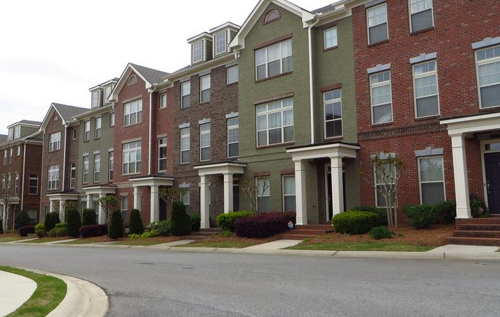 Townhomes In Johns Creek GA
