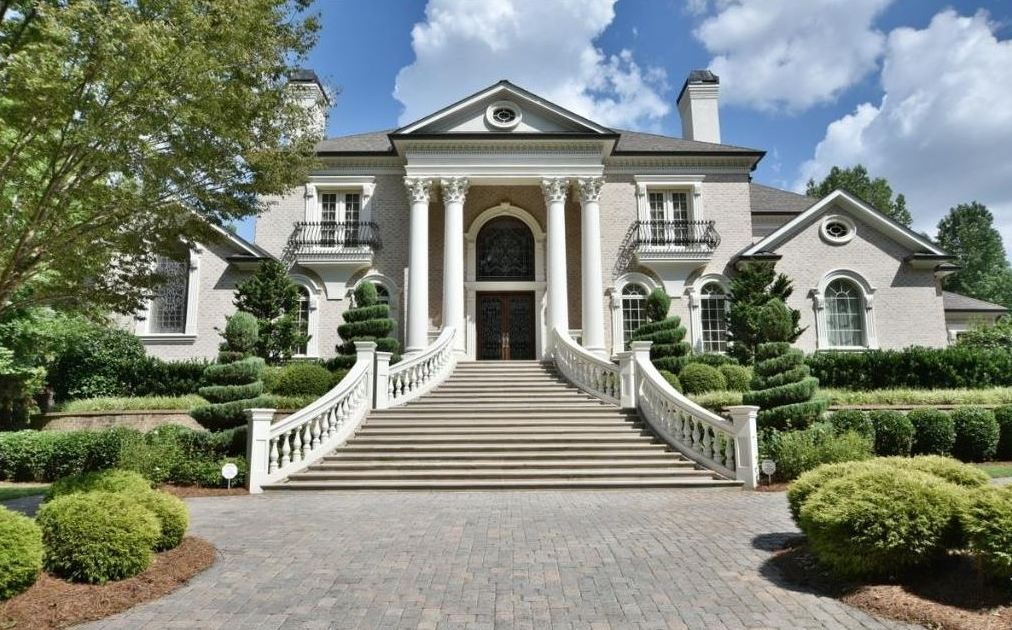 St Ives Estate Home Johns Creek